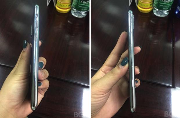 Hé lộ hình ảnh iPhone 8 ngoài đời thực- Ảnh 3.