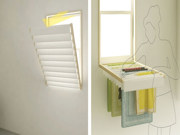 10 ý tưởng nội thất đa năng cho không gian thành phố chật hẹp - Ảnh 7.