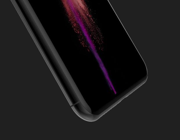 Ngắm ý tưởng iPhone 8 dễ thành sự thật nhất, bạn sẽ mê mệt bởi vẻ đẹp mĩ miều này - Ảnh 3.