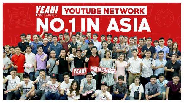 Yeah1Network - MCN duy nhất của Việt Nam xếp hạng thứ 7 trên bảng xếp hạng MCN toàn cầu - Ảnh 3.