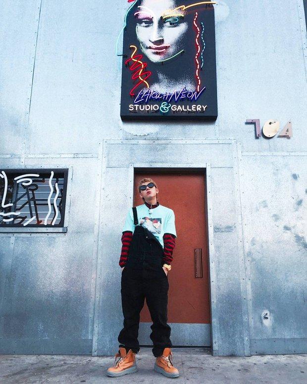 Zico - chàng rapper tắc kè hoa với phong cách không ai làm ngơ nổi - Ảnh 3.