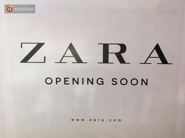 HOT: Ngày 8/11, Zara Hà Nội chính thức khai trương tại Vincom Bà Triệu - Ảnh 1.