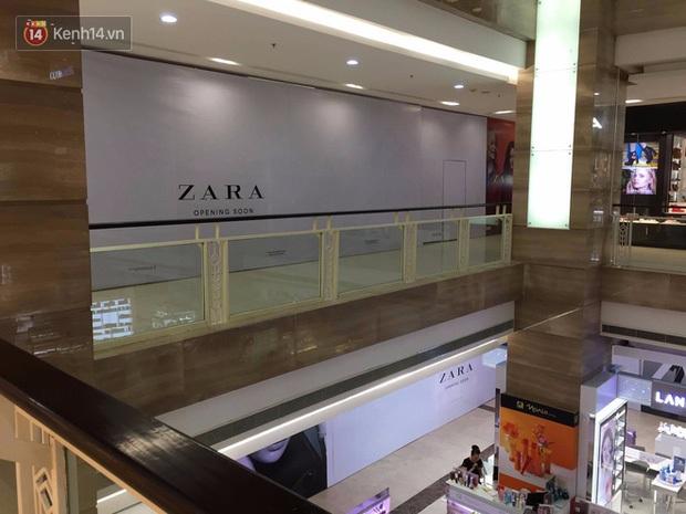HOT: Ngày 8/11, Zara Hà Nội chính thức khai trương tại Vincom Bà Triệu - Ảnh 4.
