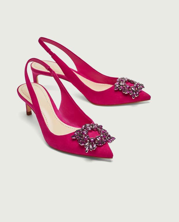 Đang mơ đến một đôi Hangisi? Tuyệt vời chưa, Zara có đôi hao hao rẻ hơn 11 lần - Ảnh 2.
