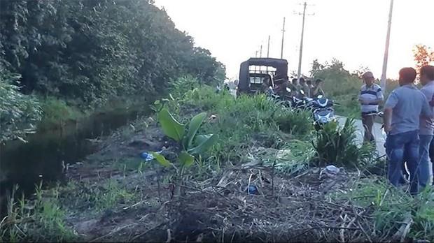 Truy bắt nam thanh niên nghi sát hại tài xế xe ôm cướp xe máy ở Sài Gòn - Ảnh 1.