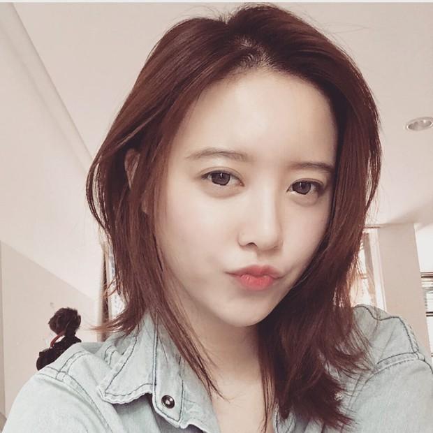 Khó hiểu động thái Goo Hye Sun trước - sau khi tuyên bố ly hôn: Đăng ảnh mẹ, cười hẹn mai gặp, xóa bài đăng chấn động - Ảnh 6.