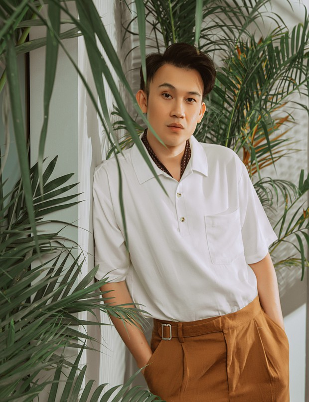 Dương Triệu Vũ thừa nhận từng làm người thứ ba, mong khán giả bớt có cái nhìn khắt khe hơn về tiểu tam - Ảnh 1.