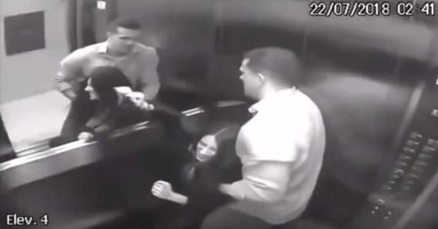 Nữ luật sư bị ném chết từ tầng 4, hình ảnh cuối cùng của nạn nhân vật lộn với chồng trong thang máy khiến ai cũng rùng mình - Ảnh 5.