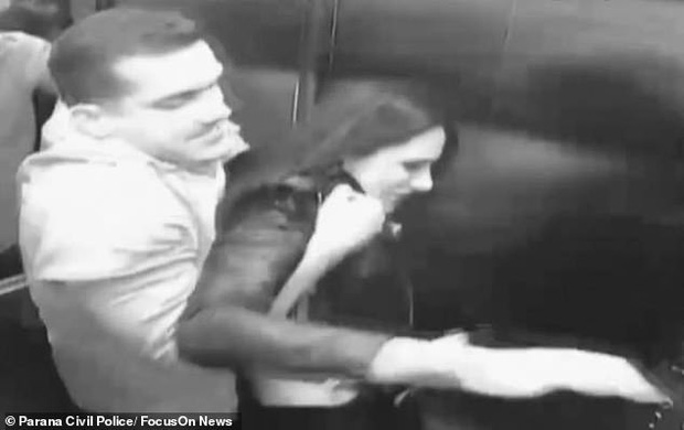 Nữ luật sư bị ném chết từ tầng 4, hình ảnh cuối cùng của nạn nhân vật lộn với chồng trong thang máy khiến ai cũng rùng mình - Ảnh 6.