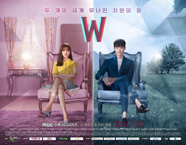 """""""W – Two Worlds"""" - Cốt truyện và chất phim lạ chưa từng có! - Ảnh 1."""