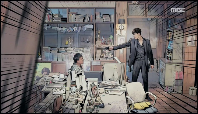 """""""W"""": Triệu hồi Conan phá án, bắt tên sát thủ áo đen muốn diệt Lee Jong Suk! - Ảnh 10."""