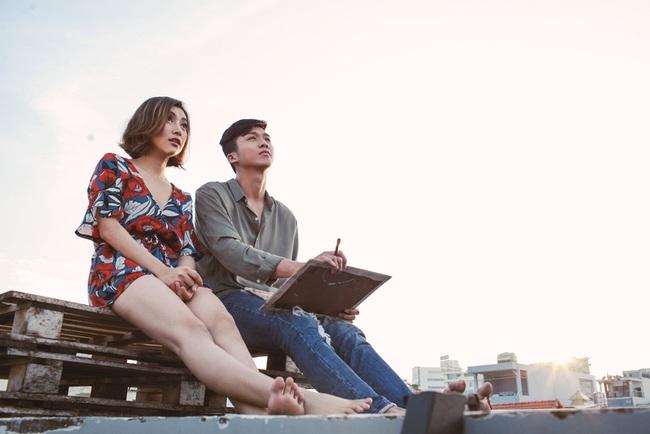 Tiêu Châu Như Quỳnh vừa quay MV vừa khóc nấc vì nhớ tình cũ - Ảnh 3.