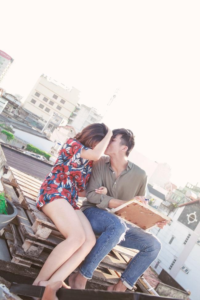 Tiêu Châu Như Quỳnh vừa quay MV vừa khóc nấc vì nhớ tình cũ - Ảnh 4.