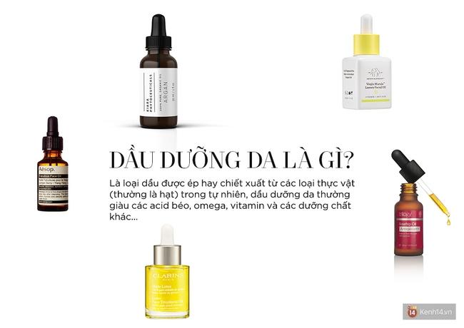 Dưỡng da với oil từ A đến Z với beauty blogger Thúy Võ - Ảnh 3.
