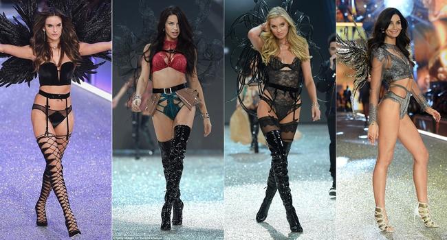 Chiêm ngưỡng loạt hình ảnh nóng bỏng tay trong Victorias Secret Fashion Show 2016! - Ảnh 1.