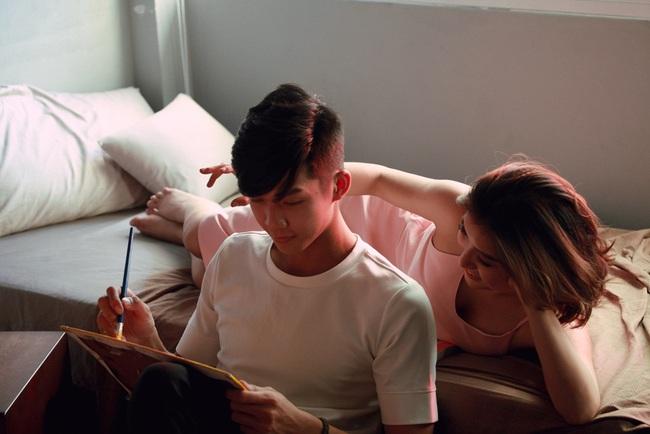 Tiêu Châu Như Quỳnh vừa quay MV vừa khóc nấc vì nhớ tình cũ - Ảnh 9.