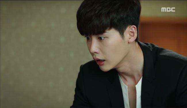 """""""W"""": Từ cuộc đời vạn người mê, Lee Jong Suk và Han Hyo Joo giờ đây không khác gì ăn mày - Ảnh 3."""