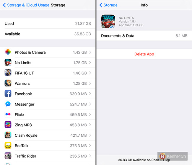 Xài iPhone cũ phải làm những điều này để dùng iOS 10 siêu nuột - Ảnh 3.