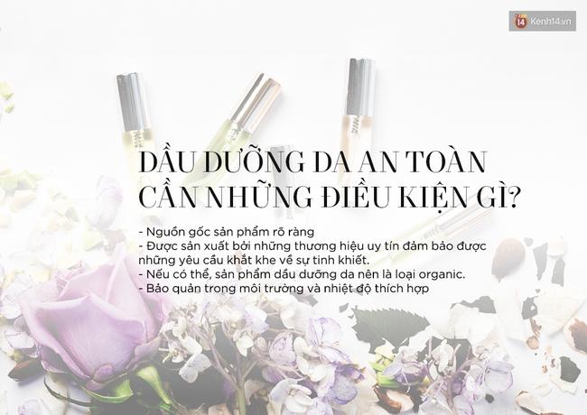 Dưỡng da với oil từ A đến Z với beauty blogger Thúy Võ - Ảnh 4.