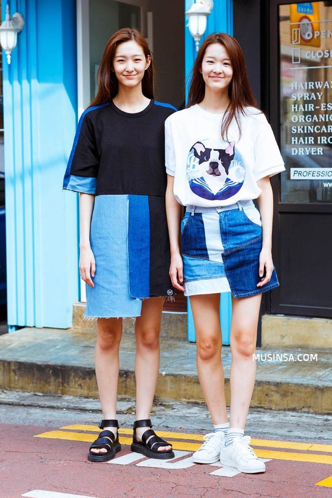 Ngắm mãi không chán street style gần gũi mà bắt mắt của giới trẻ thế giới - Ảnh 3.