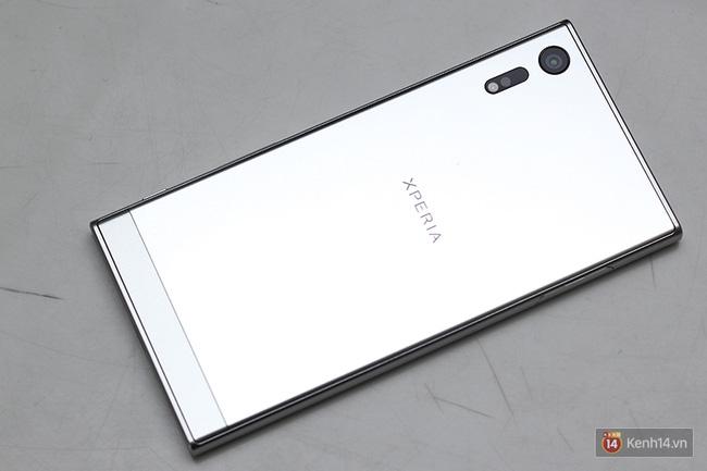 Chiêm ngưỡng vẻ đẹp khó cưỡng của Xperia XZ mà Sony sắp bán ra tại Việt Nam - Ảnh 3.