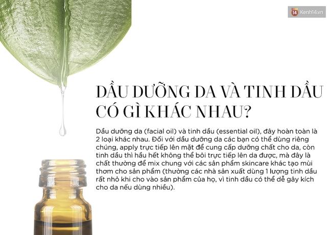 Dưỡng da với oil từ A đến Z với beauty blogger Thúy Võ - Ảnh 5.