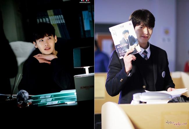 """""""Ba Thế Giới: Điều gì sẽ xảy ra nếu Woo Bin, Lee Jong Suk, Jo Jung Suk tập hợp? - Ảnh 4."""