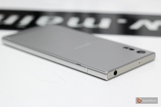 Chiêm ngưỡng vẻ đẹp khó cưỡng của Xperia XZ mà Sony sắp bán ra tại Việt Nam - Ảnh 4.