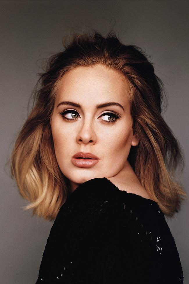 Adele trông như người lạ khi thiếu đi đường kẻ mắt trứ danh - Ảnh 6.