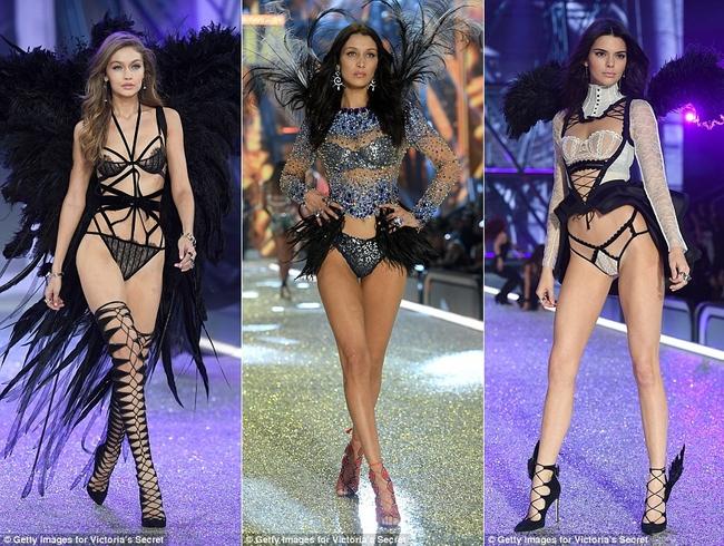 Chiêm ngưỡng loạt hình ảnh nóng bỏng tay trong Victorias Secret Fashion Show 2016! - Ảnh 4.