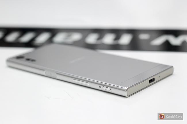 Chiêm ngưỡng vẻ đẹp khó cưỡng của Xperia XZ mà Sony sắp bán ra tại Việt Nam - Ảnh 6.