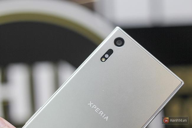 Chiêm ngưỡng vẻ đẹp khó cưỡng của Xperia XZ mà Sony sắp bán ra tại Việt Nam - Ảnh 7.