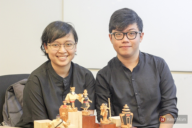 Cận cảnh bàn cờ vua in 3D độc nhất Việt Nam với tạo hình Thánh Gióng, Yết Kiêu, Âu Cơ... - Ảnh 1.