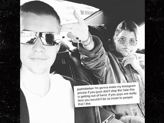 Justin Bieber và Selena Gomez bất ngờ đả kích nhau vì bạn gái mới của Justin - Ảnh 1.