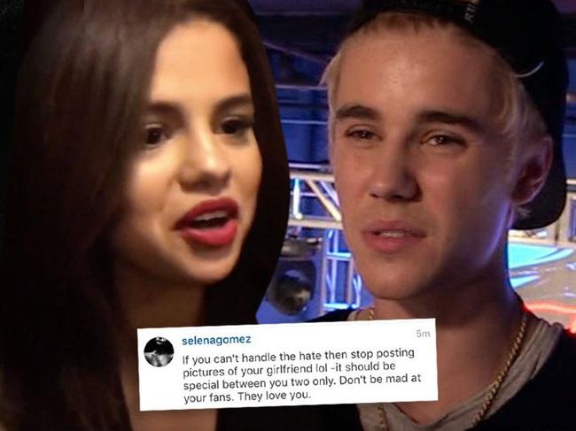 Justin Bieber và Selena Gomez bất ngờ đả kích nhau vì bạn gái mới của Justin - Ảnh 2.