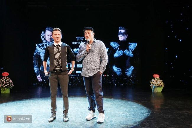 Đàm Vĩnh Hưng bảnh bao trong ngày ra mắt liveshow kỉ niệm 20 năm ca hát tại Hà Nội - Ảnh 4.