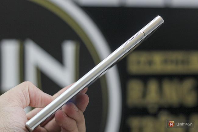 Chiêm ngưỡng vẻ đẹp khó cưỡng của Xperia XZ mà Sony sắp bán ra tại Việt Nam - Ảnh 9.