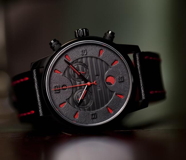 Bộ sưu tập đồng hồ đeo tay bí ẩn mang phong cách ma cà rồng - Ảnh 2.
