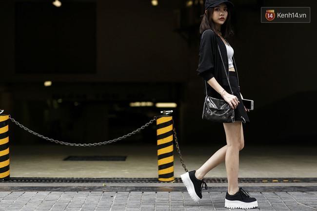 Street style 2 miền: Chất ra chất, điệu ra điệu, phong cách nào cũng đẹp miễn chê - Ảnh 1.