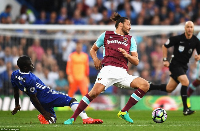 Diego Costa nổ súng phút 89, Chelsea thắng nghẹt thở West Ham - Ảnh 4.