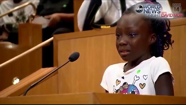 bài phát biểu cô bé 9 tuổi