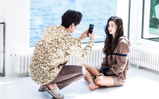 Jeon Ji Hyun bị Lee Min Ho trói lại vì... nghịch như giặc - Ảnh 1.