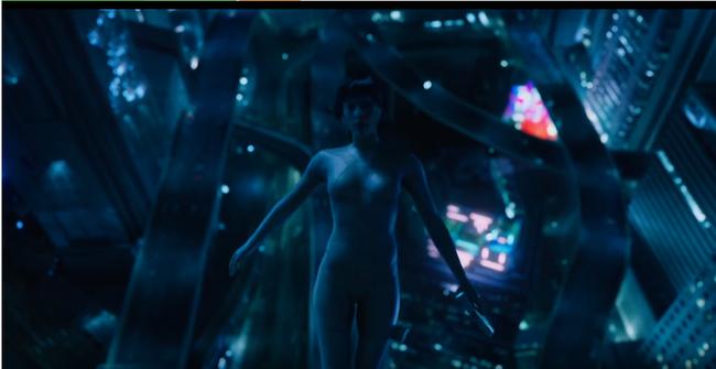 Choáng ngợp với tạo hình robot của Scarlett Johansson trong Ghost In The Shell - Ảnh 2.