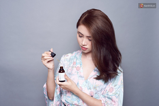 Dưỡng da với oil từ A đến Z với beauty blogger Thúy Võ - Ảnh 8.