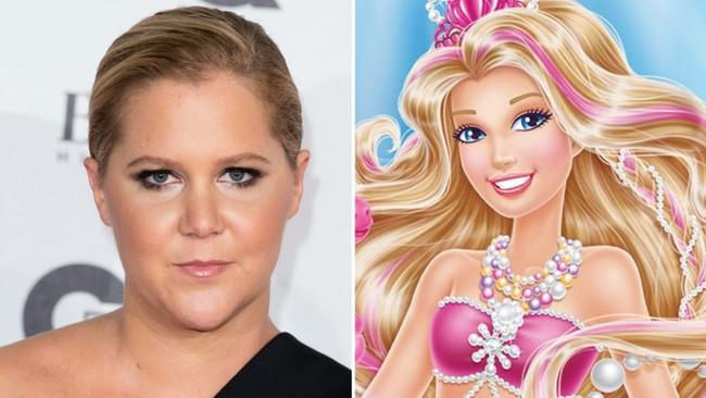 Bà béo Amy Schumer chính thức thủ vai búp bê Barbie - Ảnh 1.
