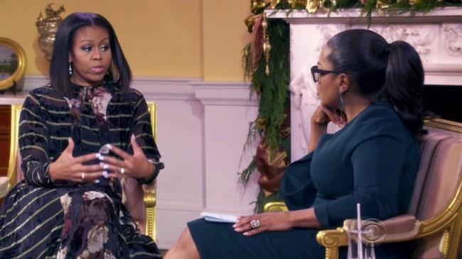 Đệ nhất phu nhân Michelle Obama làm gì gì khi bị gọi là người đàn bà da đen xấu xí - Ảnh 2.