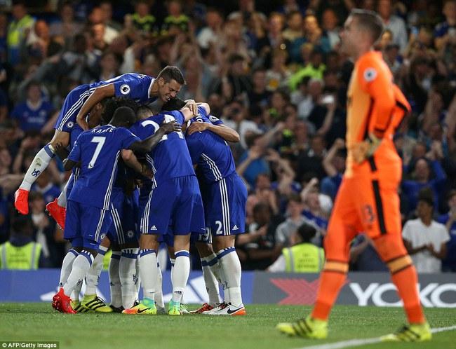 Diego Costa nổ súng phút 89, Chelsea thắng nghẹt thở West Ham - Ảnh 12.