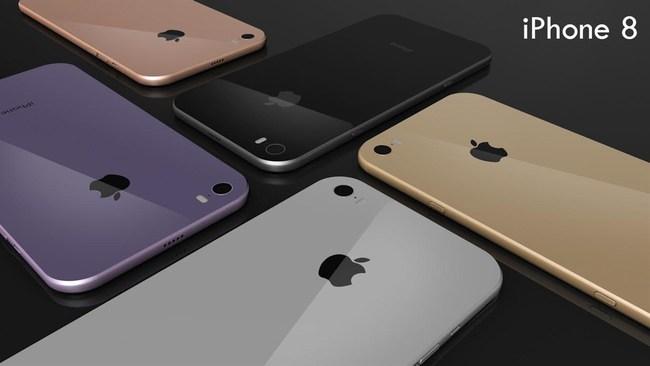 Nếu iPhone 8 đẹp mê hồn như này, nó sẽ bán đắt hơn tôm tươi - Ảnh 8.