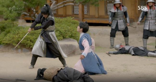 """Moon Lovers: """"Mười"""" Baekhyun chính thức nhận cát-xê về nhà! - Ảnh 7."""