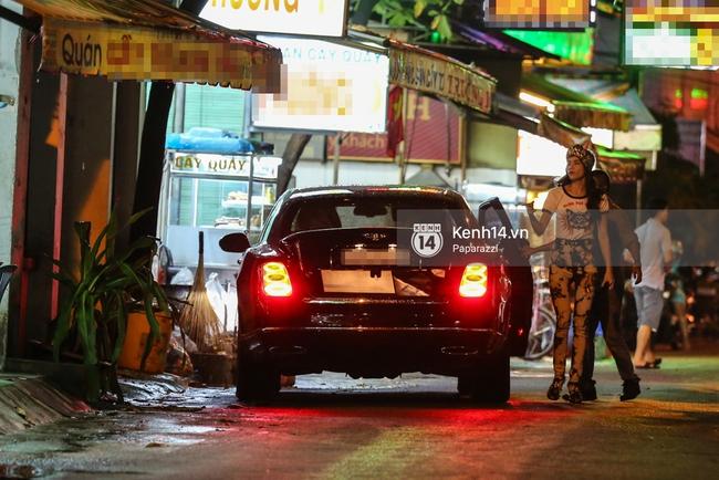 Hồ Ngọc Hà bị bắt gặp lái xe của đại gia Chu Đăng Khoa đi dự sự kiện - Ảnh 10.